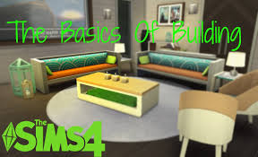 Basics Of Interior Design The Sims 4 The Basics Of Building Level 1 Episode 1 Youtube