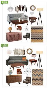 Nebraska Furniture Mart Living Room Sets 116 Best Mid Century Modern Images On Pinterest Mid Century