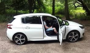 peugeot build and price review peugeot 308 gt line 1 2l puretech hatchback car