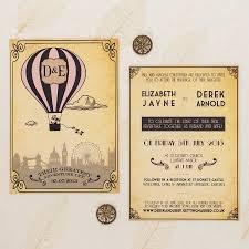 greatest adventure u0027 wedding invitation by something kinda cute