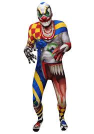 Halloween Costumes Kids Scary Clown Kid U0027s Clown Morphsuit