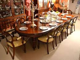 Victorian Dining Room Antique 12ft Victorian Dining Table U0026 12 Chairs C 1860 Victorian