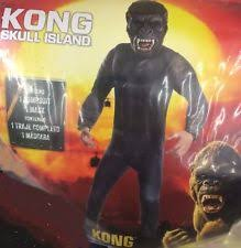 Bigfoot Halloween Costume Kids Kids Gorilla Costume Ebay