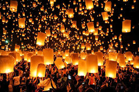 Festival Of Lights Thailand Property Market Chiang Mai Golden Emperor Thailand