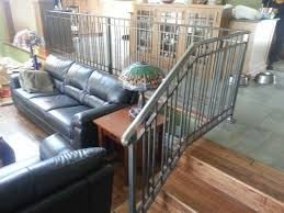 Interior Banister Railings Excellent Metal Stair Railings 12 Metal Stair Railings Exterior