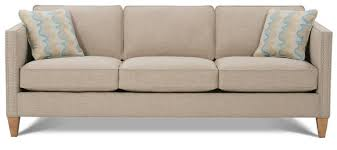 Rowe Upholstery Mitchell Sofa N220 By Rowe Furniture