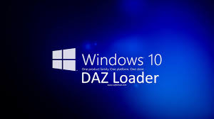 windows 10 loader activator by daz free download