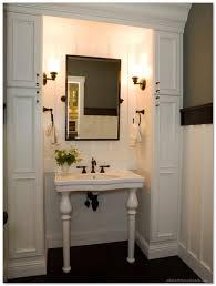 Creative Storage Ideas For Small Bathrooms 100 Creative Storage Ideas To Organize Your Small Bathroom 45