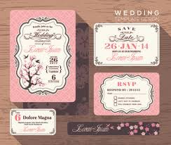 wedding card design template free vector download 22 594 free