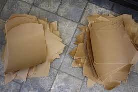 flooring paper bag floor brown picturespaper covering flooring