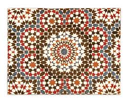 inspired rugs moroccan inspired rug with vintage look marocco calligaris 7164 b