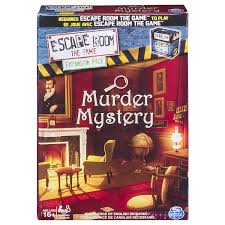 amazon com spin master games escape room expansion pack