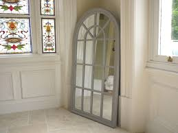 Large Arched Wall Mirror Large Gothic Style Arched Wall Mirror 4ft 3in Somerset South West