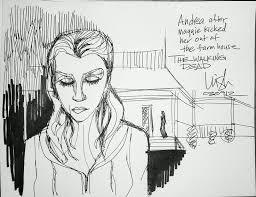 16 best my walking dead sketches art images on pinterest sketch