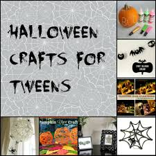 Halloween Decoration Ideas For Party by 10 Fun Halloween Craft Ideas For Older Kids Awesome Fall Fun 101