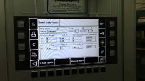 100 wysong hydraulic press brake manual dealer sells used