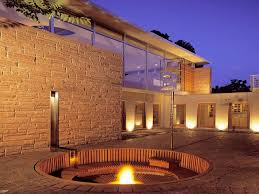 spark modern fireplace sunken seating with fire pit sunken fire