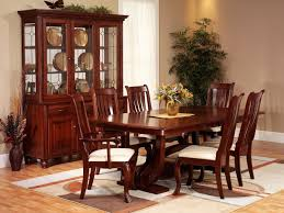 Dining Room Set With China Cabinet by Rockingham Formal Dining Table Countryside Amishfurniture