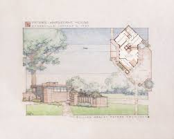 images about frank lloyd wright prairie houses on pinterest may