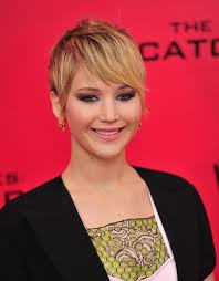 what kind of hair is used for pixie braid the 15 best ways jennifer lawrence has styled her pixie hair
