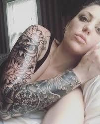 45 artistically express yourself through full sleeve tattoo ideas