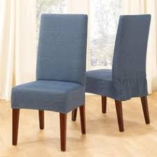 sure fit dining chair slipcovers sure fit authentic denim dining chair cover home ideas