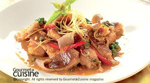 cuisiner magazine ปลากระเบนผ ดฉ า gourmet cuisine magazine ส ตรอาหาร ร านอาหาร