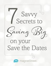 inexpensive save the date cards 7 ways to save money on save the dates must read