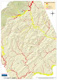 Blue Ridge Mountains Map Maps Friends Of Nelson County