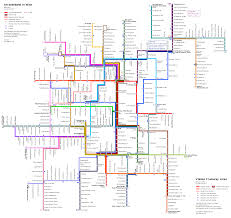 Budapest Metro Map by Metro Maps Collection Skyscrapercity
