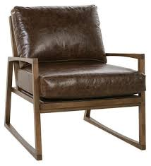 Brown Leather Accent Chair 594 Best Leather Accent Chairs Images On Accent Chairs