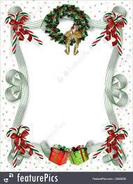 Christmas Invitation Cards Template Christmas Card Borders Free Christmas Lights Decoration