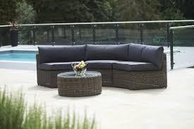 Curved Sofa Uk by Curved Modular Outdoor Sofa Centerfieldbar Com