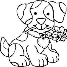 Cat And Dog Coloring Sheets World Of Craft Dogs Color Pages