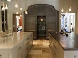 luxury permanent kitchen islands home design ideas
