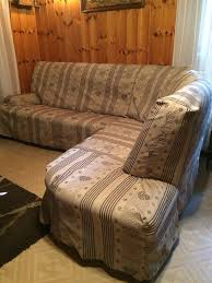 house de canapé housse de canapé d angle la couture de
