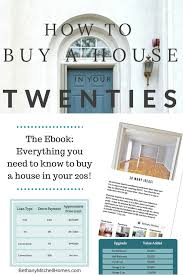 how to buy a house in your twenties free ebook u2014 bethany mitchell