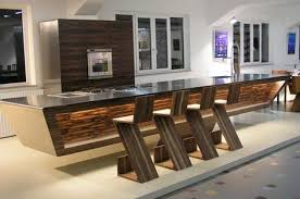 contemporary kitchen island designs futuristic kitchen island design flying kitchen the flying