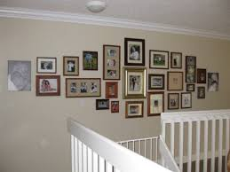 wall display how to display framed photographs on a wall dengarden