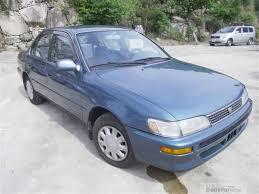 toyota corolla sedan price used toyota corolla sedan 1995 for sale japanese used cars