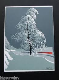 eyvind earle christmas cards pin by george worker on eyvind earle christmas winter images