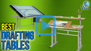Plan Hold Drafting Table Top 8 Drafting Tables Of 2017 Video Review