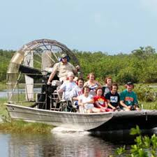 fan boat tours miami everglades airboat and wildlife show miami boat tour combo 49