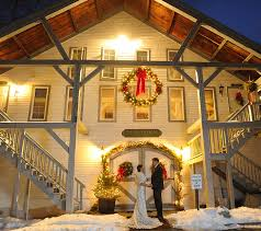 wedding venues in nh wedding venues jackson nh christmas farm inn spa