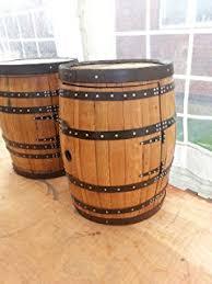 highland handmade solid oak wood whisky barrel wooden cask unique