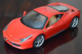 toy ferrari 458 2010 ferrari 458 italia model cars hobbydb