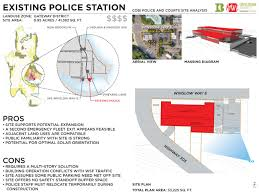 police station and municipal court planning bainbridge island