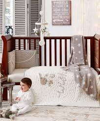 Unisex Nursery Bedding Sets by Millie U0026 Boris Unisex Cotbed Coverlet New Arrivals Mamas