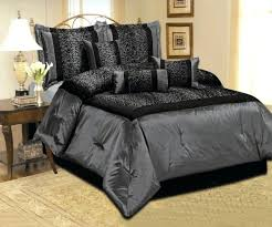 black bedding sets king brilliant bedding comforter set king