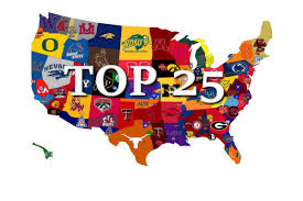 Top Flags Of The World College Basketball 2018 Ap Top 25 Poll And Espn Power Rankings
